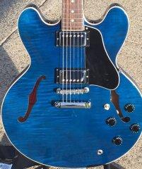 BluzCruz's Beale Street Blue ES-335