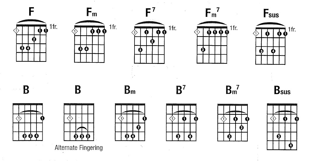 Session 7 Barre Chords On The 6th String Gibsons Learn Master